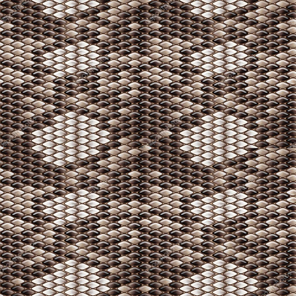 Seamless background - snakeskin