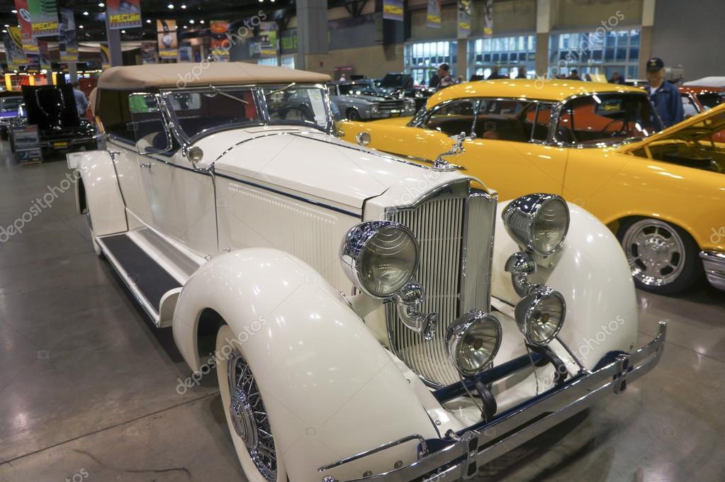 Seattle Car Auction >> Seattle Wa June 14 2014 Mecum Auctions Stock Editorial Photo