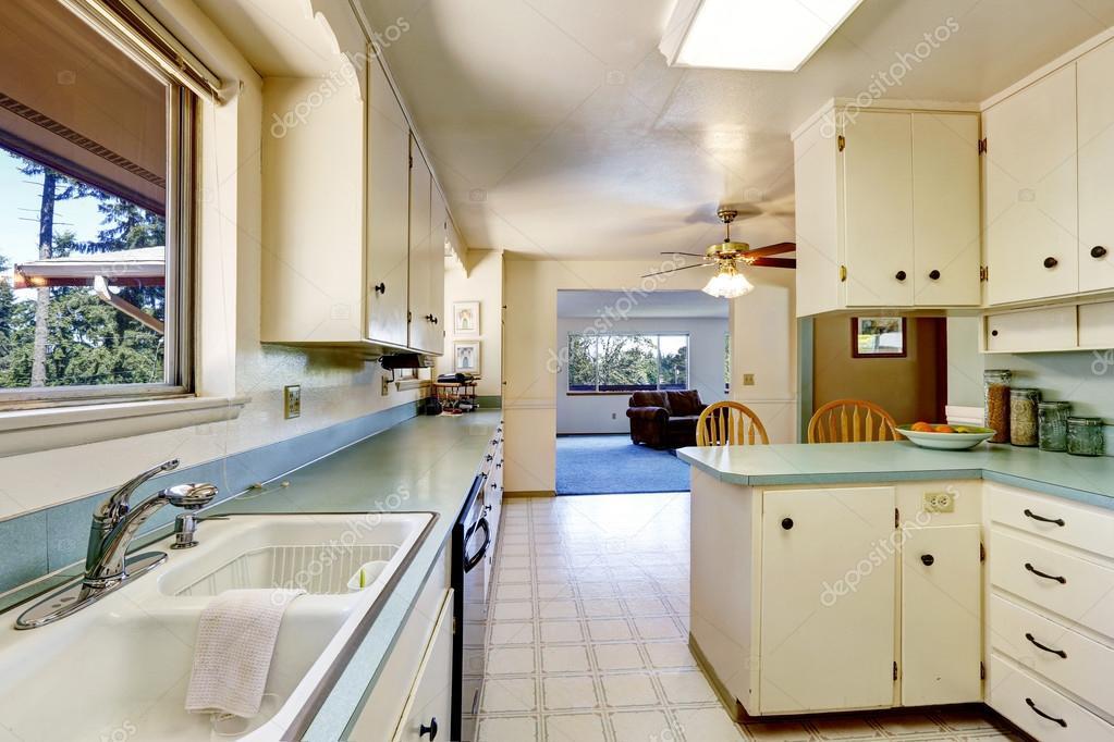 Keuken t chique huis