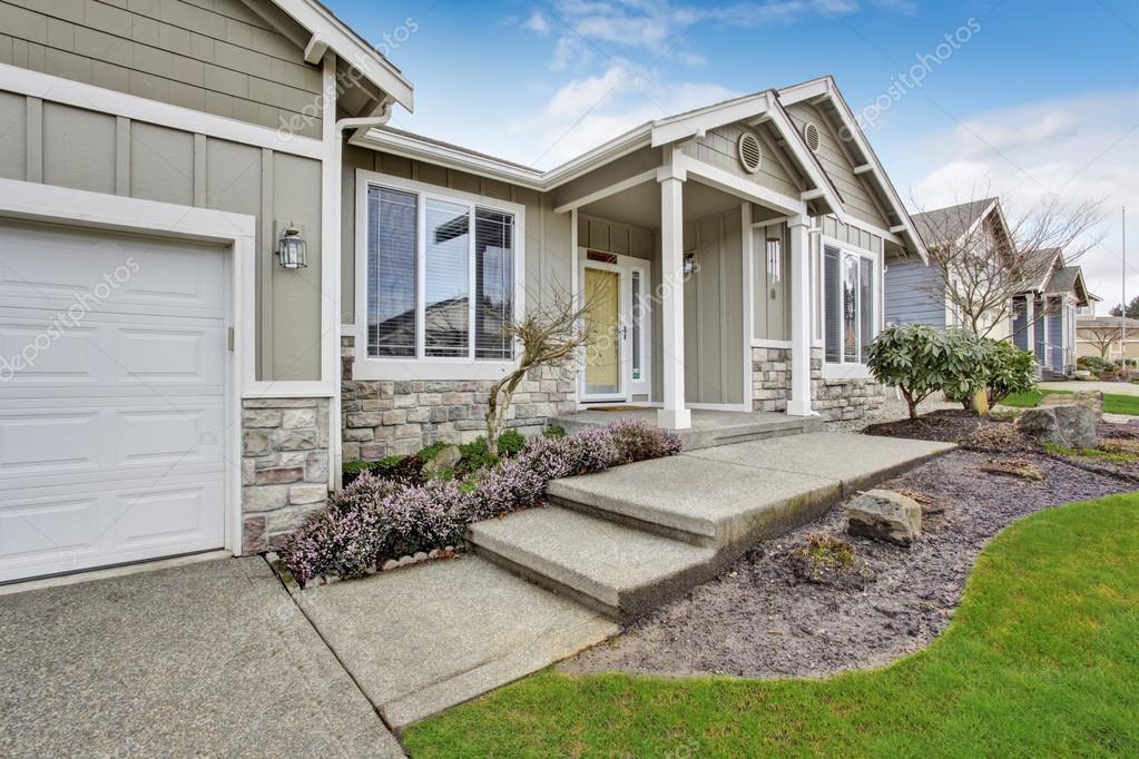 Construire une entree de maison beau meilleur veranda d entrée