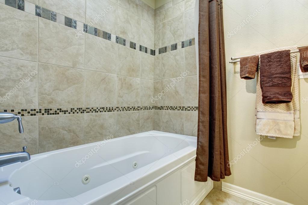 Tende Doccia Per Vasca Da Bagno : Tenda per doccia in vasca da bagno foto di eden village myrina