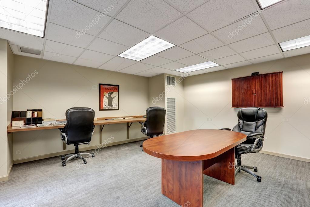 Piccolo Ufficio Moderno : Piccolo moderno incontro interiore della stanza in ufficio u2014 foto