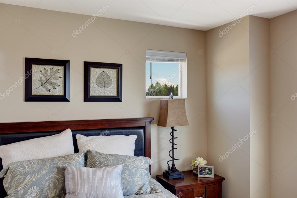 ideeën voor slaapkamer decoratie — Stockfoto © iriana88w #53415003