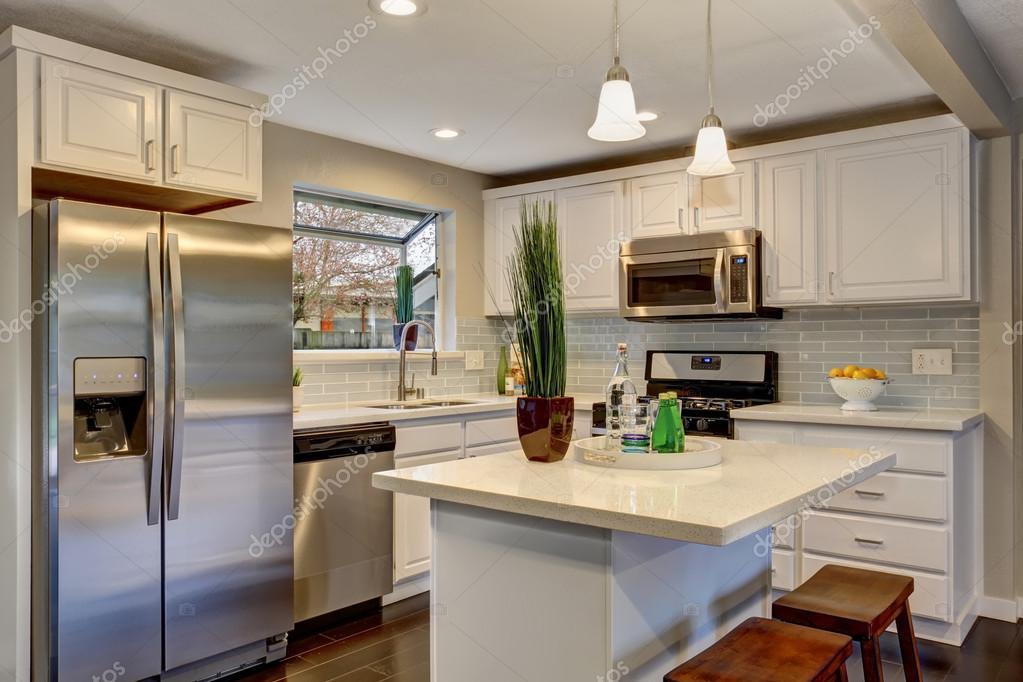 Nice Kitchen In Modern Home Stock Photo C Iriana88w 79051892