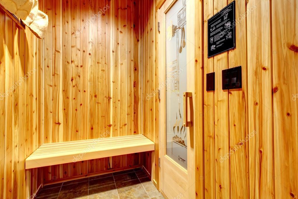 Luxus Master Bad Mit Großer Sauna U2014 Foto Von Iriana88w