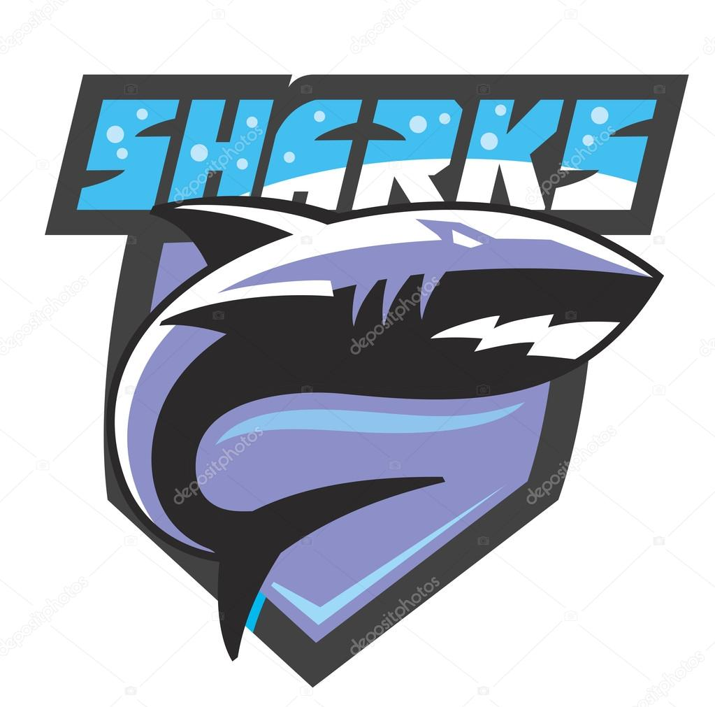 color shark icon