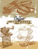 Ručně tažené kávy