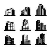 Budovy ikona
