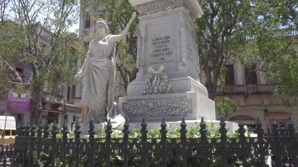 Monument of Francisco de Albear