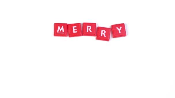 Film-Serien - Frohe Weihnachten guten Rutsch Wort
