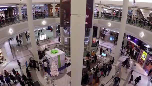 jedna strana shopping mall