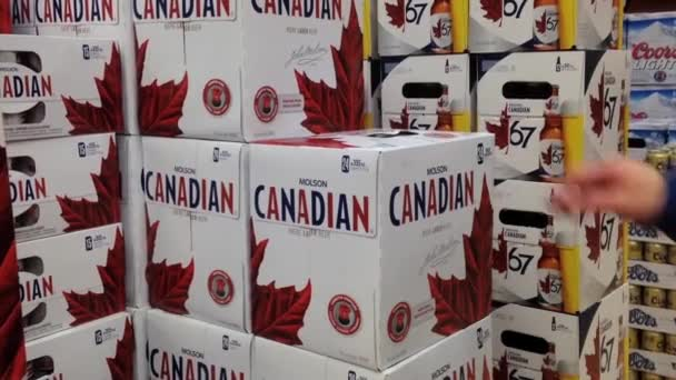 Vásárlók Vásárlás kanadai sör belül Bc liquor store