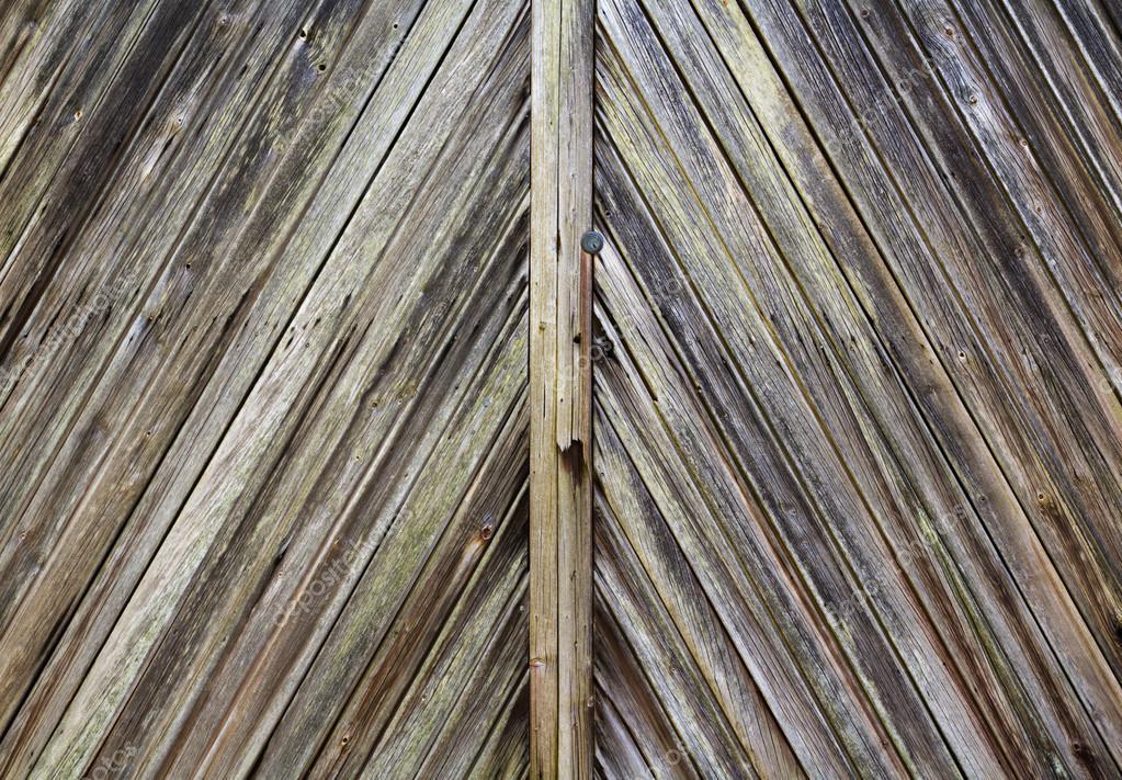 Assi Di Legno Rustiche : Chiuda in su della diagonale plance di legno rustiche u foto stock