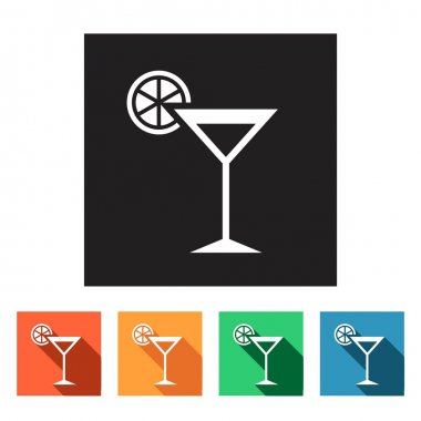 Drink, beverage icons