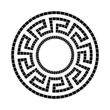Greek national   pattern