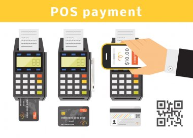 POS payment concept