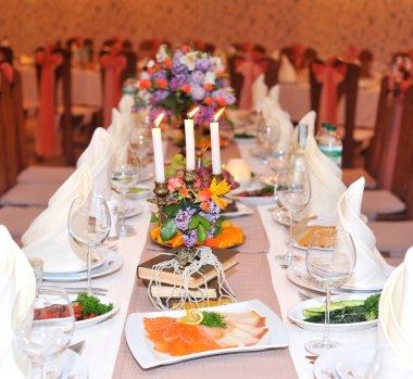 Interior table decoration