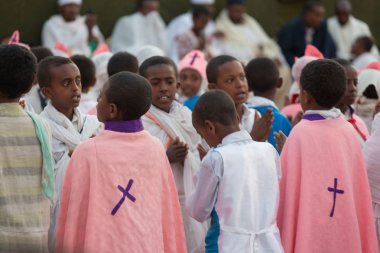 Timket,  the Ethiopian Orthodox celebration of Epiphany