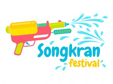 Logo for Songkran