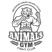 Photo sport logo for fighting club