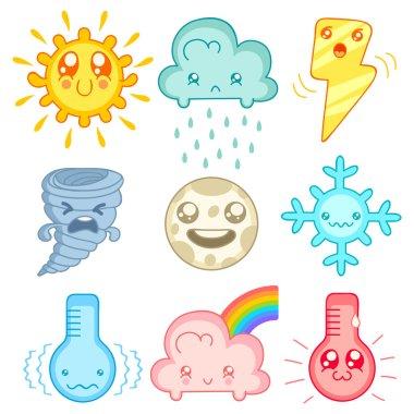 kawaii icons