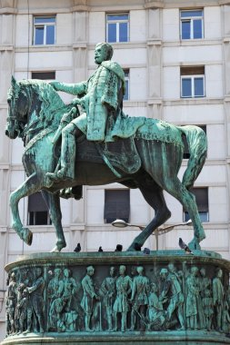 Statue of Prince Michael at the Square of the Republic, Belgrade
