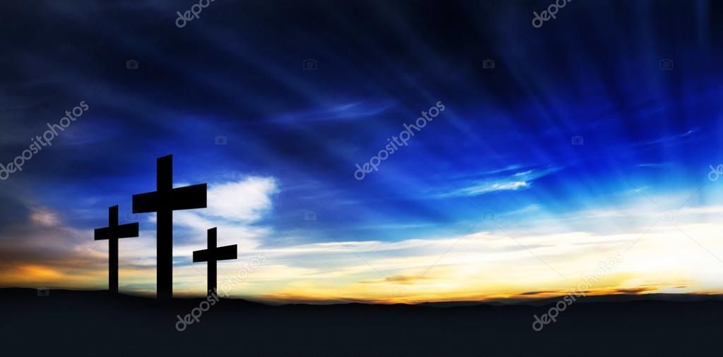 Christian Crosses On The Hill Stock Photo Marrakeshh 68358571
