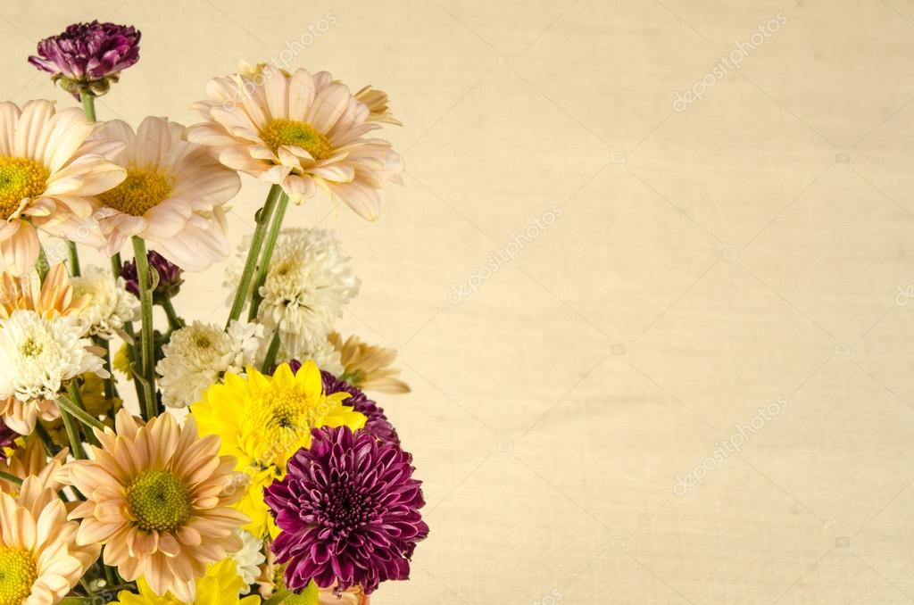 imagem de plano de fundo flores fotografia de stock