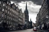 Pohled na město z Edinburghu
