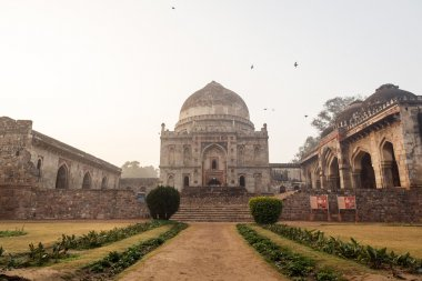 Lodi Gardens in Delhi, India
