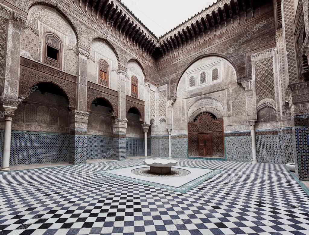 Al Attarine Madrasa, Morocco
