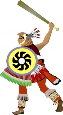 Aztec Warrior Premium Vector Download For Commercial Use Format Eps Cdr Ai Svg Vector Illustration Graphic Art Design