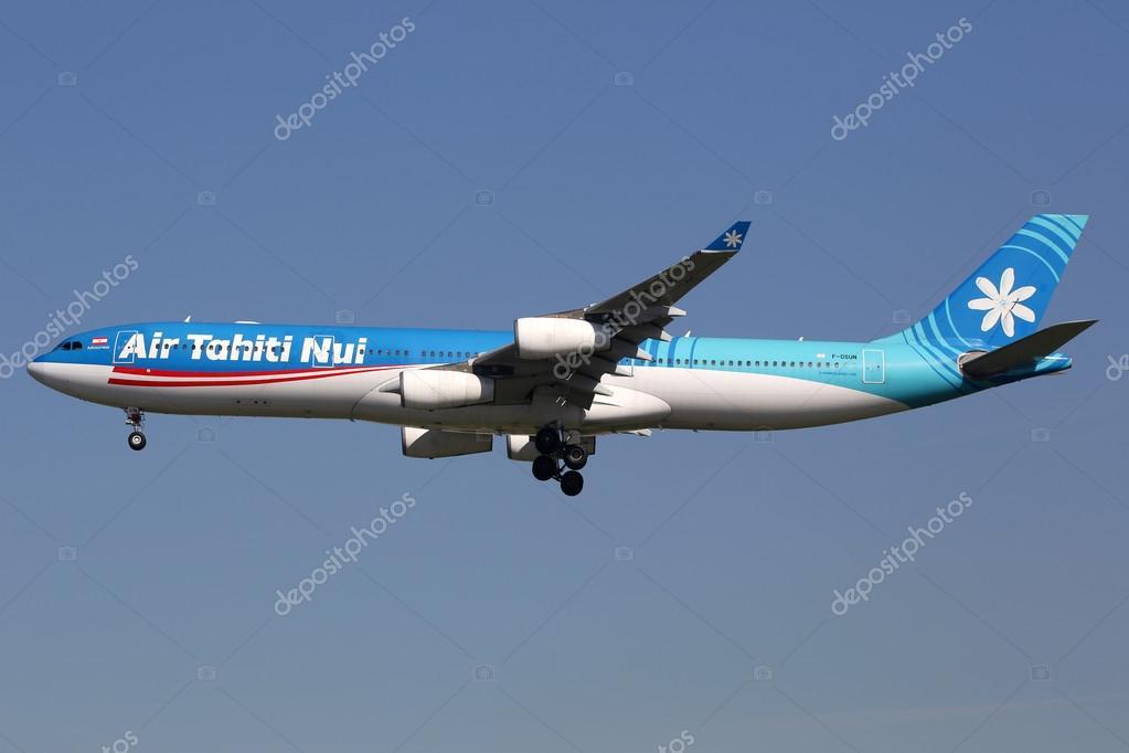 AIR TAHITI A340 300 NUI TÉLÉCHARGER