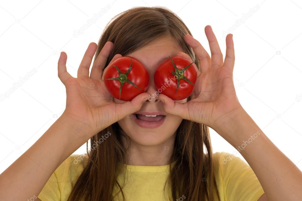 41,335 Tomato with girl Stock Photos | Free & Royalty-free Tomato with girl Images | Depositphotos