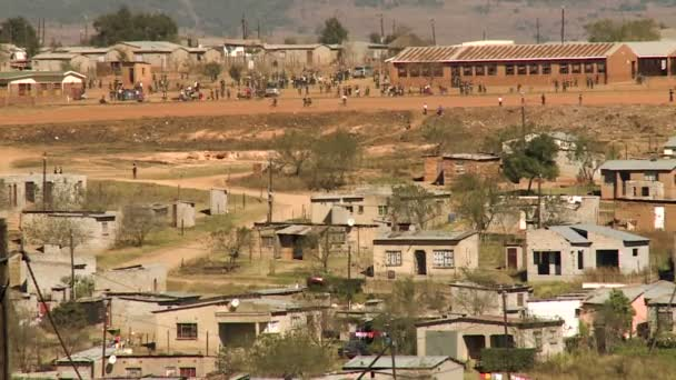 poor township in south africa