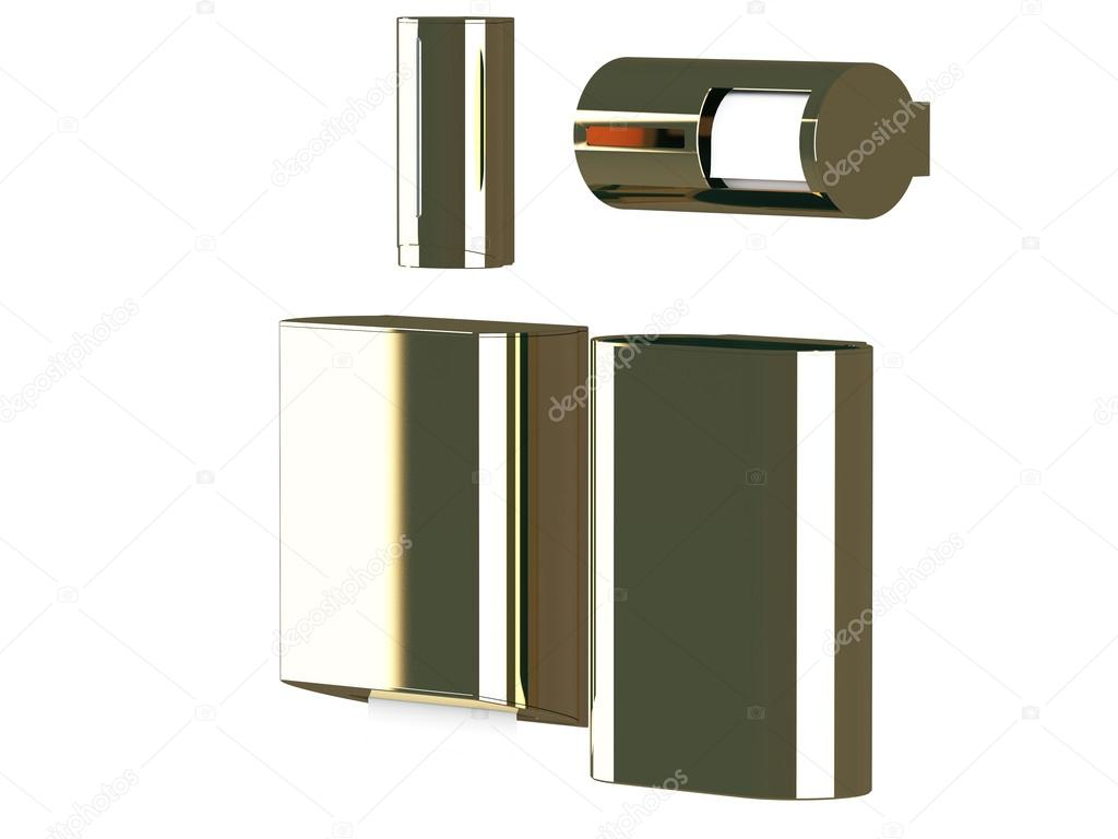 Render 3d de accesorios para ba o fotos de stock for Accesorios minusvalidos banos precios