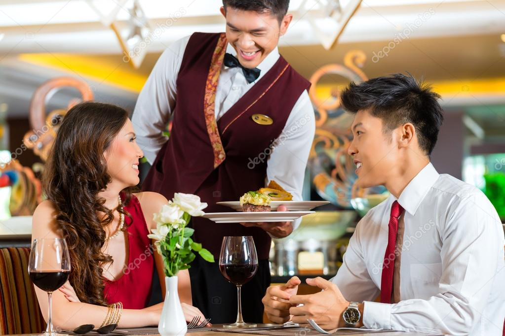 Hotel manager does customer relations lj 1