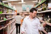 Fényképek Shopper üveg ital gazdaság