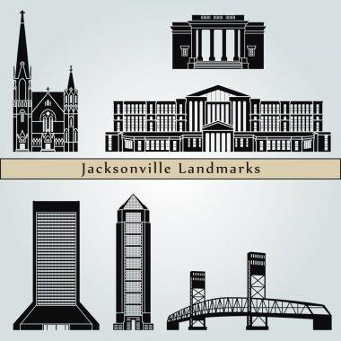 Jacksonville landmarks and monuments