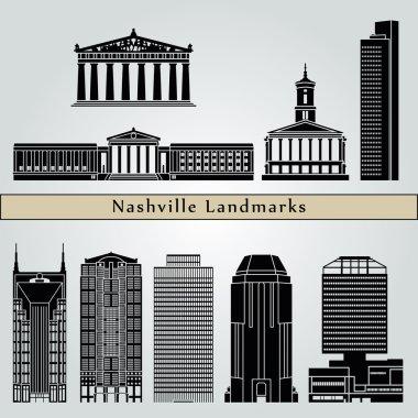 Nashville Landmarks  and monuments