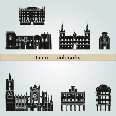 Leon Landmarks