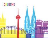 Kölner Skyline-Pop