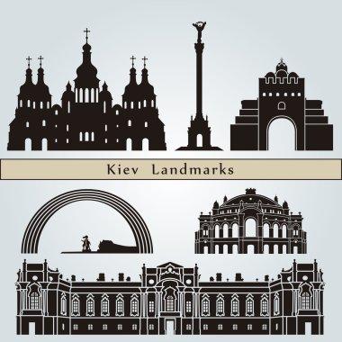 Kiev landmarks and monuments