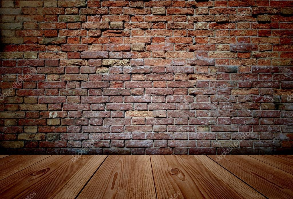 Fußboden Aus Backsteinen ~ Fußboden und backsteinmauer u stockfoto design