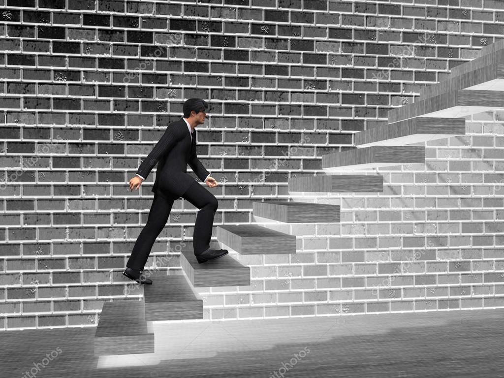 И, конечно, мы ходим не только по ровной поверхности – нам приходится то подниматься, то спускаться по ступеням.