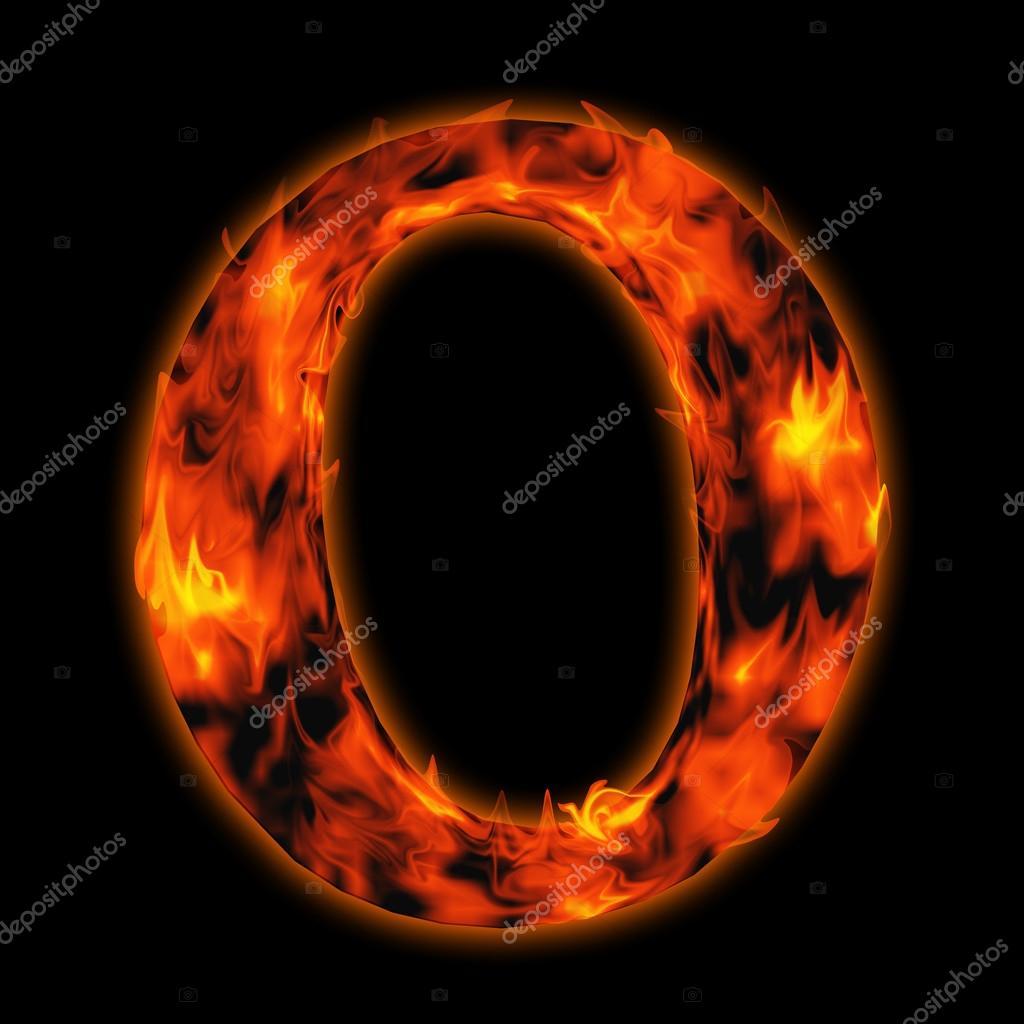 Konzept konzeptionell roter Heiß brennendes Feuer Schrift in rot und ...