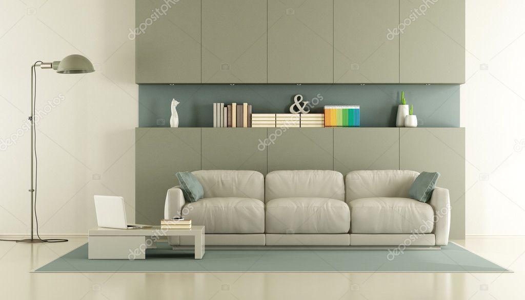 Salotto Moderno Elegante : Elegante salotto moderno u foto stock archideaphoto