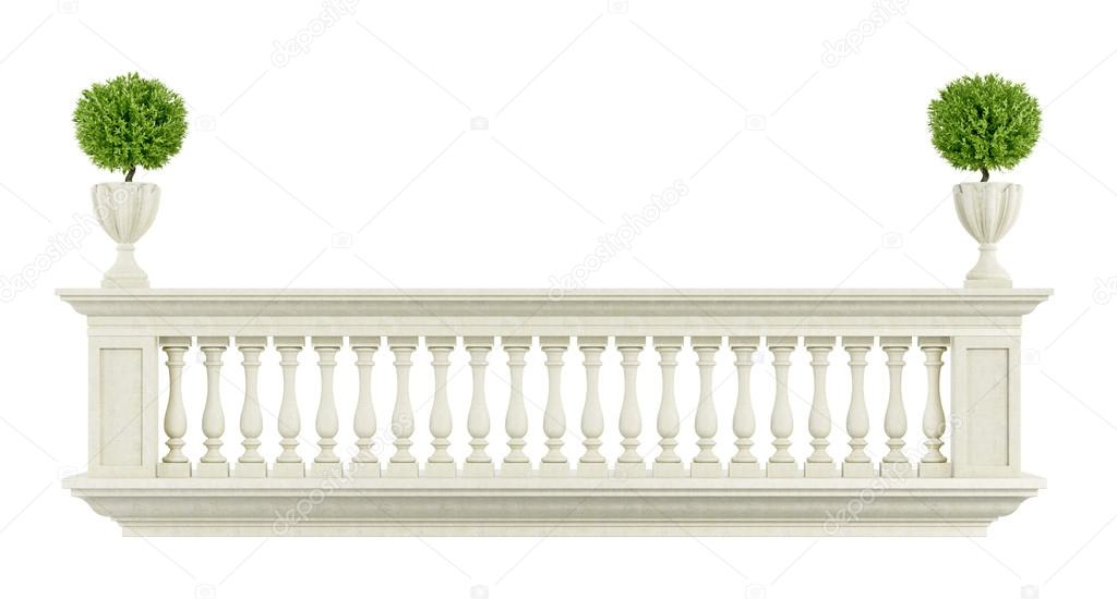 classic balcony balustrade \u2014 stock photo © archideaphoto 55758311