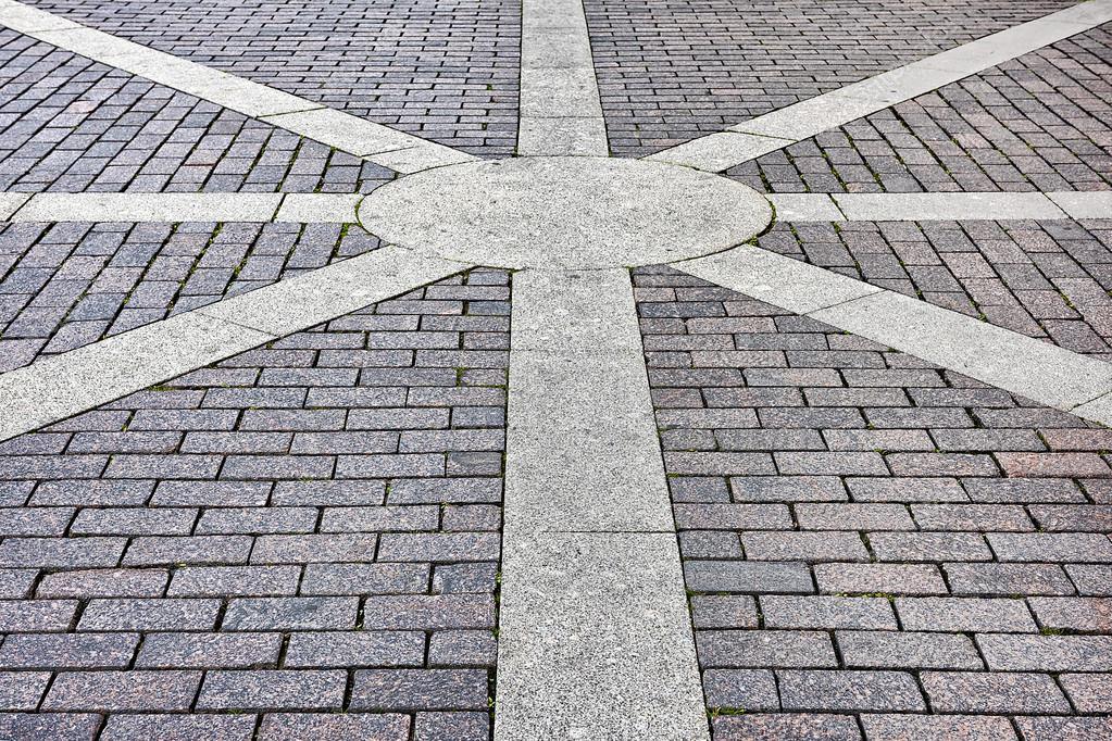 Tegels Met Patroon : Bestrating van betonnen stoep tegels patroon u stockfoto plus