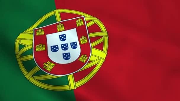 Reális Portugália lobogója